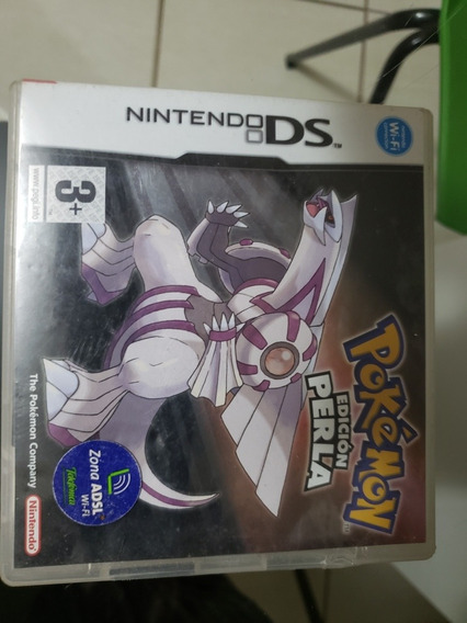 Pokemon Ed Perla Nintendo Ds