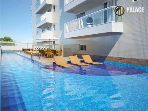 Apartamento Duplex Com 4 Dormitórios À Venda, 252 M² Por R$ 2.500.000,00 - Canto Do Forte - Praia Grande/sp - Ad0002