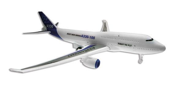 Avión De Juguete Simula Real Electrónico Con Luces Y Música