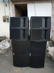 Line Array Machine Versat 112 Ativo