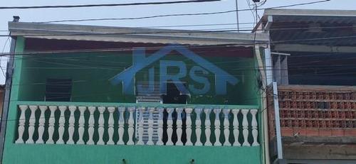 Sobrado Com 2 Dormitórios À Venda Por R$ 430.000,00 - Parque Das Nações - Barueri/sp - So1872