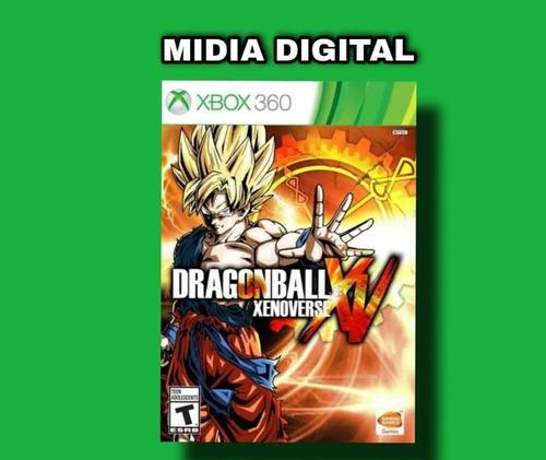 Imagem 1 de 1 de Dragonball Xenoverse- Midia Digital Xbox 360