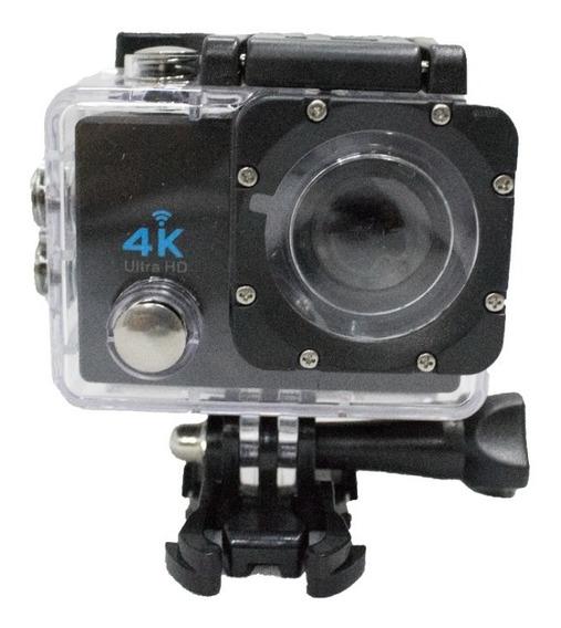 Action Câmera Go Sport Wi-fi 4k 1080p Prova D