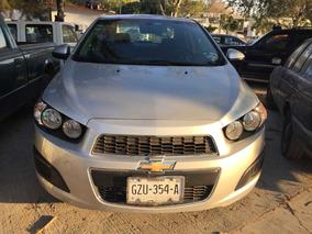 Chevrolet Sonic Lt 2013 Servicios De Agencia