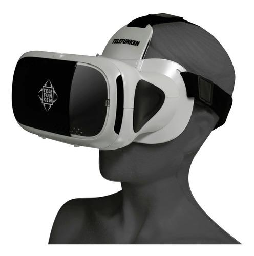Lentes De Realidad Virtual Y Aumentada Telefunken Tlf-vrg4