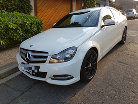 Mercedes Benz C180 Coupe 2012