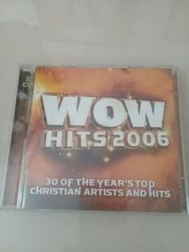 Cd Wow Hits 2006 30 Hits Duplo Importado