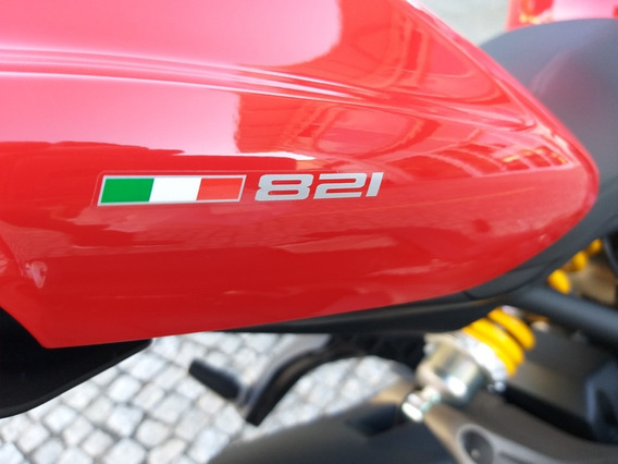 Ducati Moster 821 Impecável