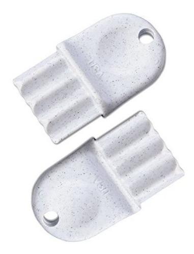 Imagen 1 de 4 de Dispensador Universal De Papel Higienico Tipo Waffle Con 2