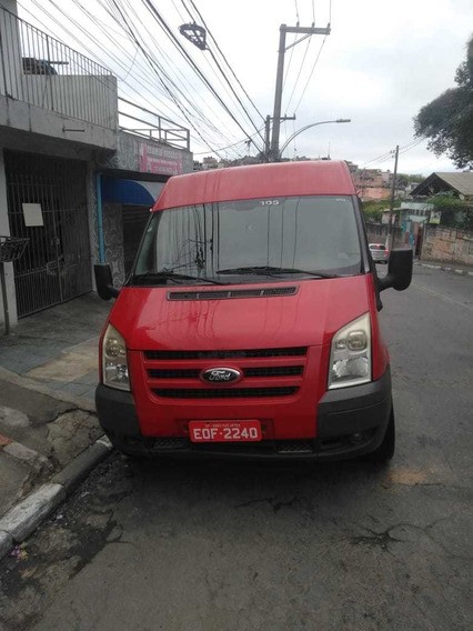 Ford Transit 2.4 Curto 5p 2011