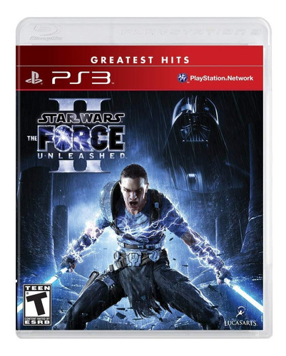 Star Wars The Force Unleashed 2 - Playstation 3 (físico) Id