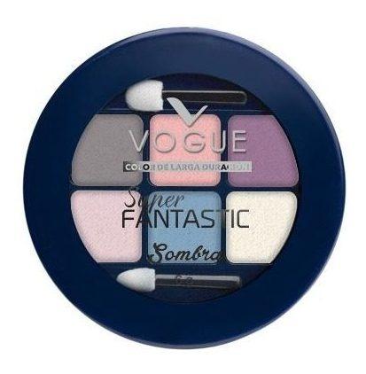 Sombra P / Ojos Sexteto Fantastic Vogue Rosa Nude