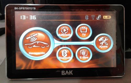 Actualizacion Gps Chinos Marca X-view Bak Con Sistema Igo