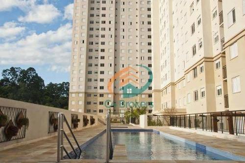 Imagem 1 de 26 de Apartamento 2 Dormitórios Para Venda No Jardim Las Vegas - Ap0404