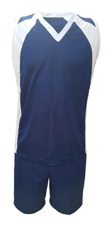 Kit 10 Camisa Regata Numeradas + 10 Bermudas