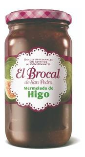 Mermelada El Brocal Higo 420g. - Libre De Gluten