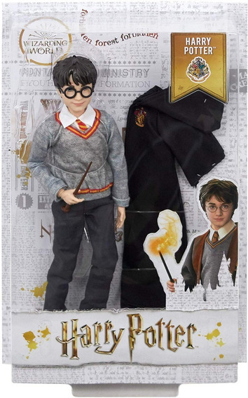 Boneco Harry Potter Wizarding World Oferta