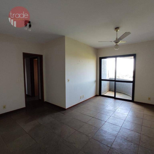Apartamento Com 3 Dormitórios Para Alugar, 84 M² Por R$ 1.300,00/mês - Alto Da Boa Vista - Ribeirão Preto/sp - Ap6543