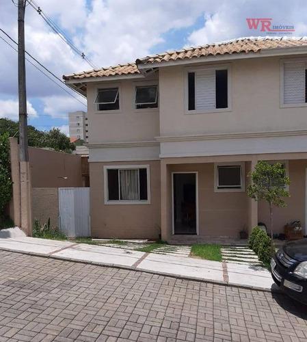 Imagem 1 de 30 de Sobrado Com 3 Dormitórios À Venda, 110 M²- Jardim Borborema - São Bernardo Do Campo/sp - So0841