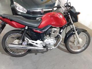 Honda Cg 160 Start