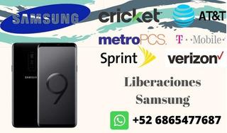 Liberacion Samsung S10 S10 Plus S10e Sprint