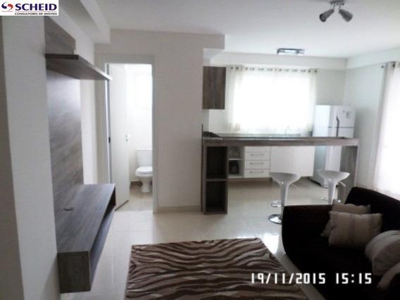 Apartamento Studio, Suíte Lindo No Brooklin, São Paulo - Mc1666