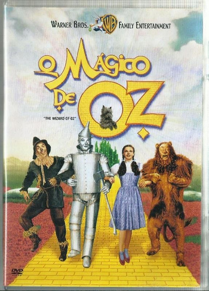 062 Fdv- 2004 Dvd Filme- O Mágico De Oz- The Wizard Of Oz