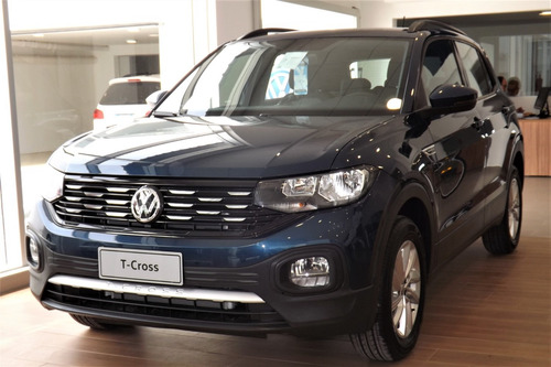 Volkswagen T-cross 1.0t 116cv Comfortline At 2021 0km