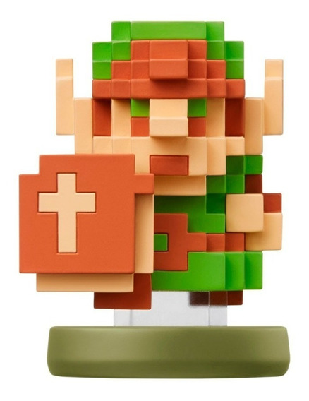 Amiibo Link The Legend Of Zelda (la Leyenda De Zelda Series)