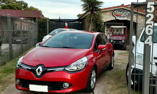 Renault Clio Iv Expression Año 2015 Impecable 1 Dueño