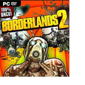 Borderlands 2-pc-dvd(midia Fisica)