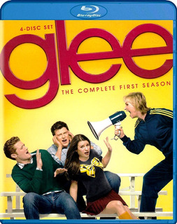 Blu-ray Glee 1ª Temporada - Original Importado Black Friday