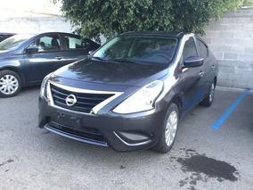 Nissan Versa Versa Sense Mt 2017 Seminuevos