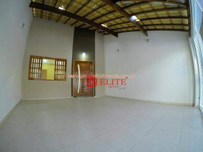 Casa Nova Com 3 Quartos, Sendo 1 Suíte À Venda No Residencial União, São José Dos Campos. - Ca1725
