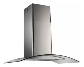 Campana De Cocina Tst Lacar Cristal 60cm Luz Led C/motor 3v