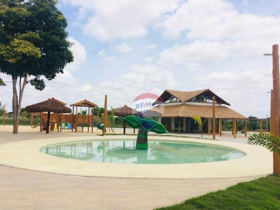 Terreno À Venda, 800 M² Por R$ 123.000,00 - Haras Camping Club - Te0121