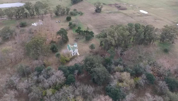 720 Has Estancia Formada Con Excelente Casco - Campo Ganadero