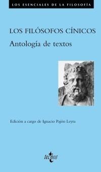 Filósofos Cínicos - Antología De Textos, Pajon Leyra, Tecnos
