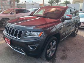 Jeep Grand Cherokee 3.6 Limited V6 2014 Credito Iva Recibo
