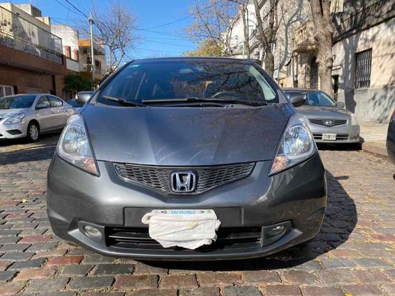 Honda Fit 1.5 Ex-l At 120cv L12 2012