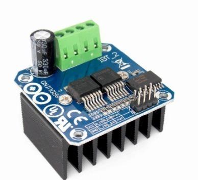Kit Com 2x Módulo Driver Ponte H - 43a - Bts7960 - Ibt_2
