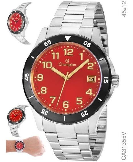 Relógio Analógico Masculino Social Champion Ca31355v