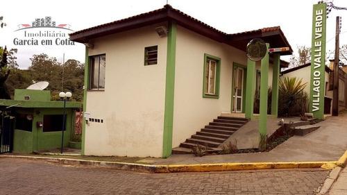 Casa A Venda No Bairro Jardim Torino Em Cotia - Sp.  - K192-1