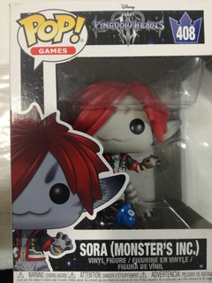 Funko Pop Sora(monsters Inc)