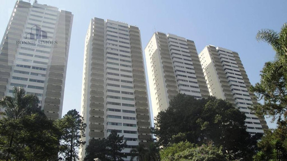 Apartamento Para Venda Ou Locação, Condomínio Green Village Cidade Dutra, Com Vista Para Represa, São Paulo - Ap0194