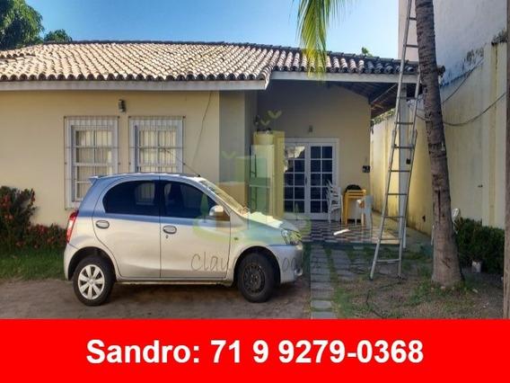 Casa Em Condomínio - Ca00298 - 32232500
