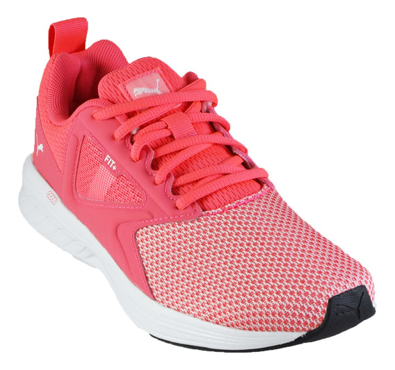 Zapatillas Puma Nrgy Asteroid Mujer Pk/wh