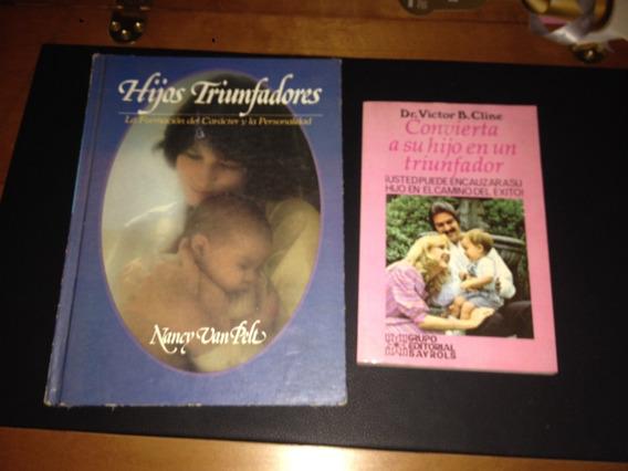 Lote De Libros Sobre Paternidad Y Crianza De Hijos