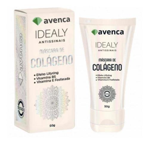 Avenca Máscara De Colágeno 50g + Brinde