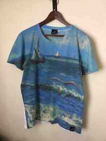 Camiseta Van Gogh, Talla M,